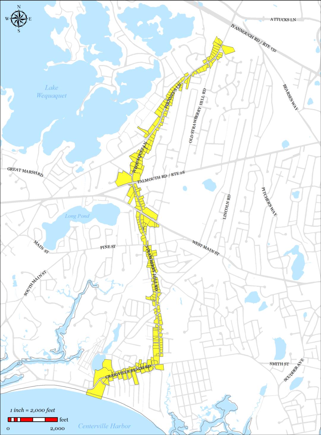CWMP Figure 2-19 strawberry hill road