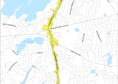 STRAWBERRY HILL ROAD SEWER EXPANSION PROJECT