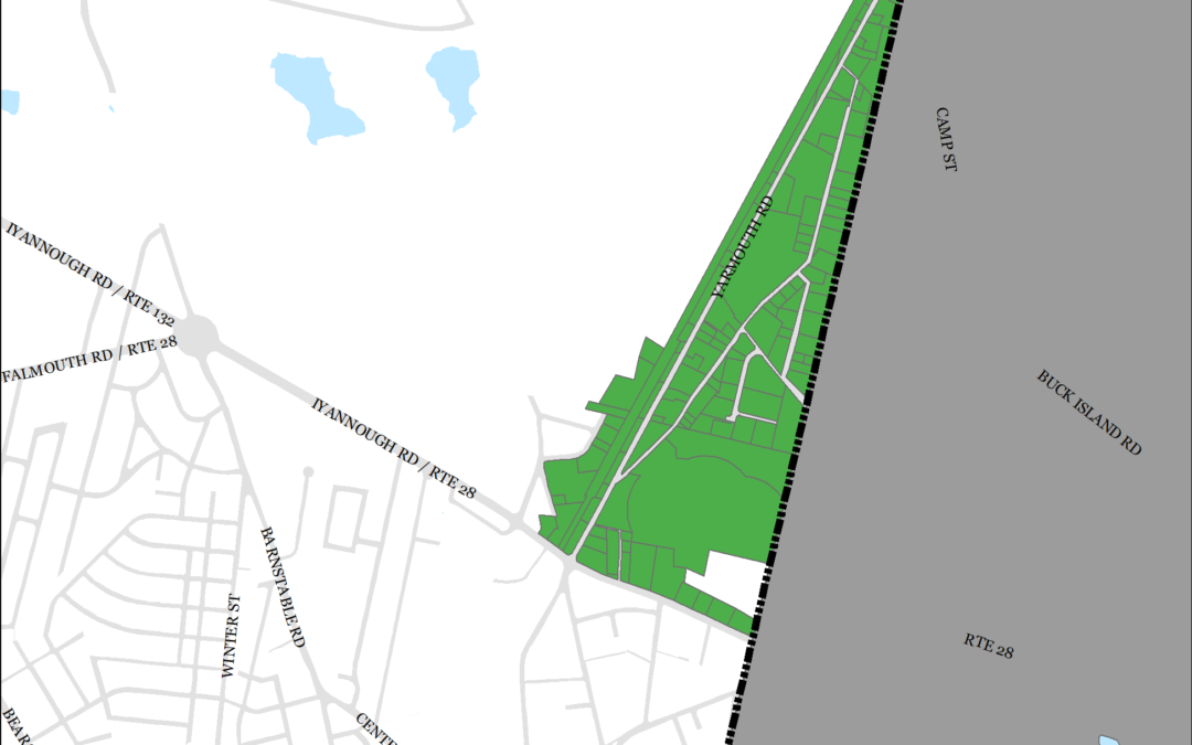 OLD YARMOUTH ROAD SEWER EXPANSION