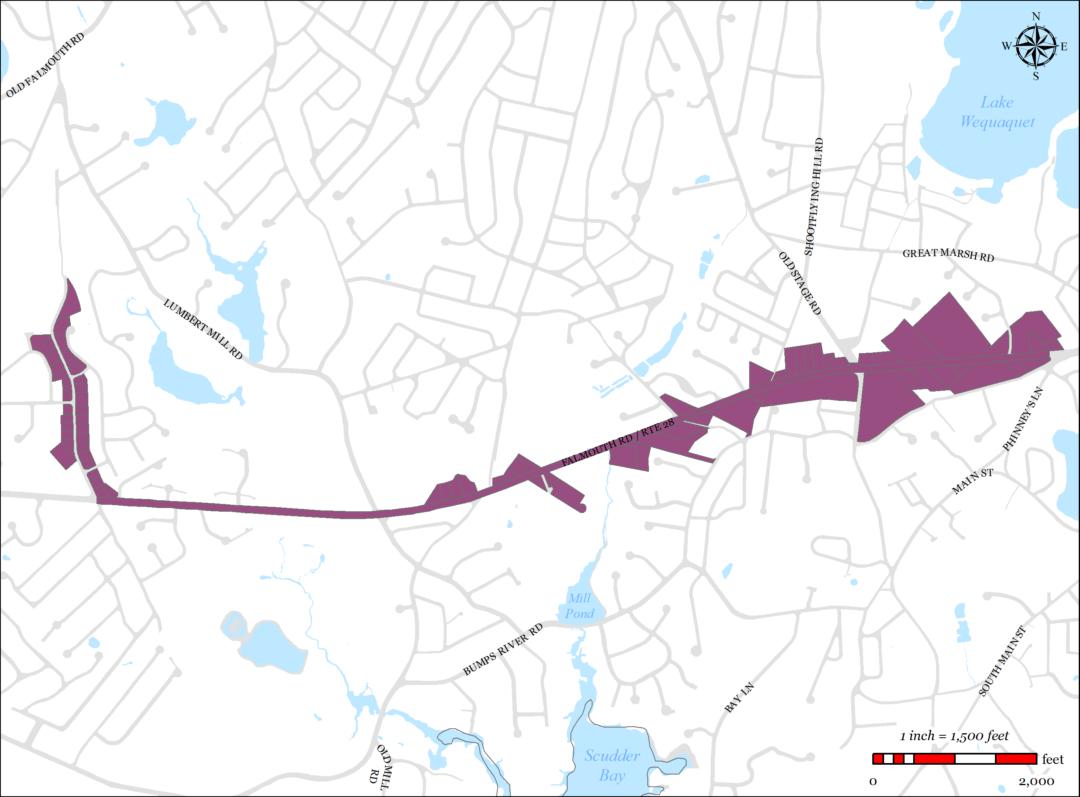 CWMP Figure 2-21 route 28 centerville