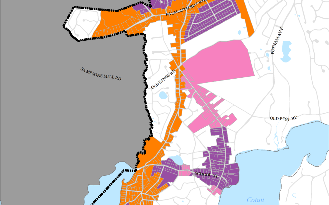 COTUIT SEWER EXPANSION EVALUATION
