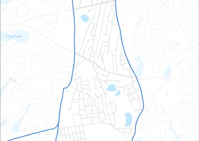 Figure 5-14: Halls Creek Watershed