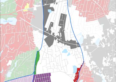 Figure 5-24: Needs Areas in Halls Creek Watershed