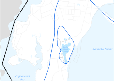 Figure 5-53: Rushy Marsh Watershed